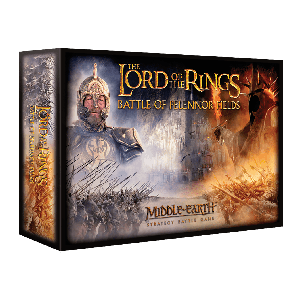 The Lord of the Rings miniatures - Evil