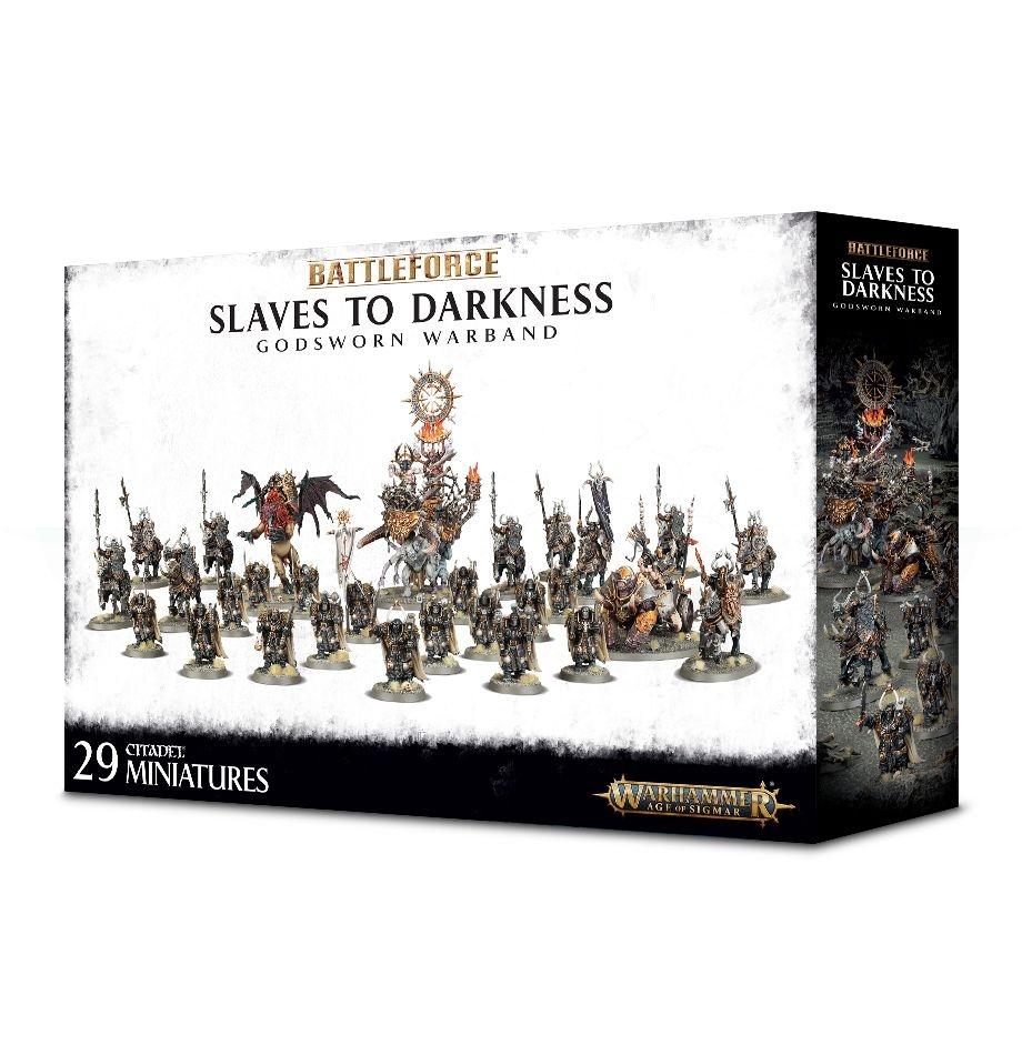 Slaves to Darkness Godsworn Warband 71-49