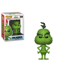 The Grinch 2018: The Grinch POP! Vinyl Figure Funko #659