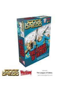 Dredd: The League of Fatties 652410201