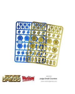 Judge Dredd Counters 659010001