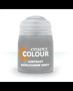 Citadel Paint - Warhammer Contrast: Basilicanum Grey 29-37
