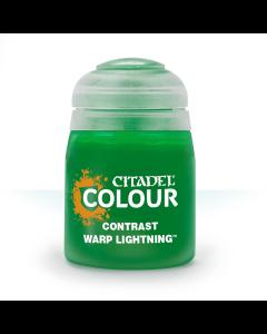 Citadel Paint - Warhammer Contrast:  Warp Lightning 29-40