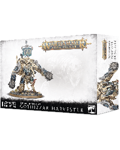 Warhammer Age of Sigma Ossiarch Bonereapers Gothizzar Harvester 94-29